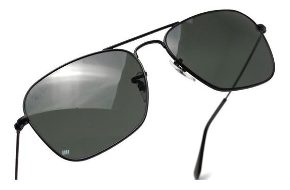 Óculos Sol Rayban Rb3136 Caravan Masculino Feminino Lentes Cristal A Pronta Entrega