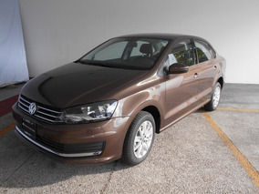 Volkswagen Vento 2018 1.6 L4 Confortline Mt