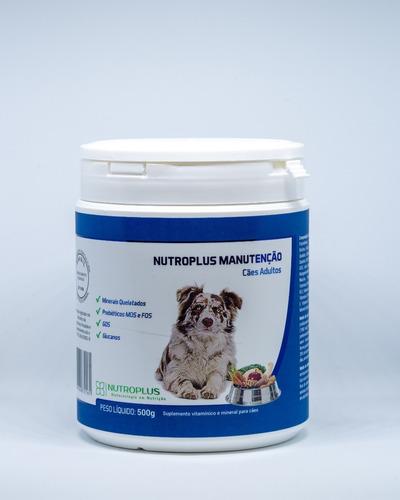 Nutroplus Manutenção 500g