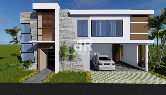 Villas En Sosua De 235 Metros - Ar0220