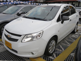 Chevrolet Sail,lt 2016 Recibo Carro Menor Valor