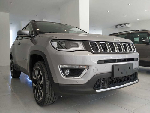 Jeep Compass 2.4 Limited Plus At9 4x4 .ns.