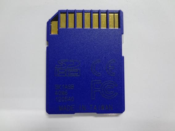 Cartao De Memoria Sdhc 4gb Classe 4 - Kit Com 5