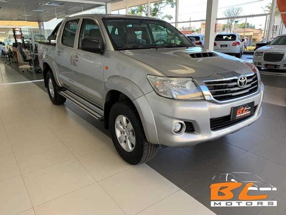 Toyota Hilux 3.0 4x4 Cd Sr