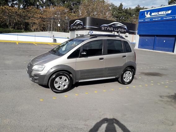 Vendo Fiat Idea Adventure 1.8 Full 2007