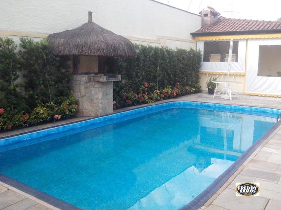 Casa A Venda No Bairro Vila Oliveira Em Mogi Das Cruzes - - 32-1