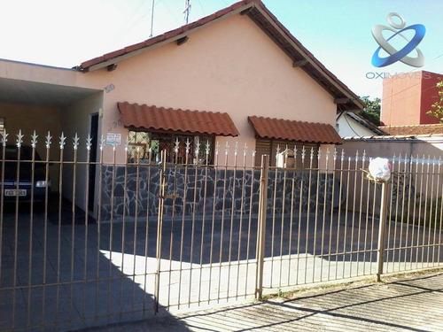 Imagem 1 de 9 de Casa Com 3 Dormitórios À Venda, 90 M² Por R$ 470.000,00 - Jardim Satélite - São José Dos Campos/sp - Ca0011