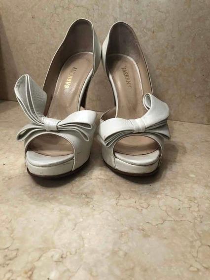 Zapatos Moño