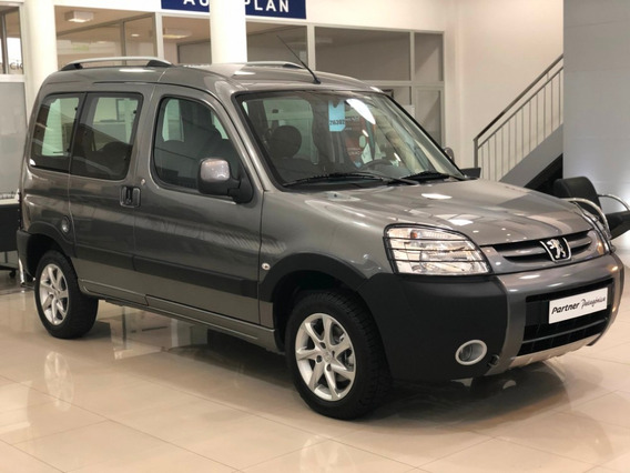 Peugeot Partner Patagonica Vtc Plus Hdi - Entrega Inmediata