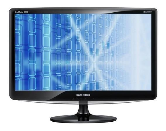 Monitor 22 Pol. Samsung Syncmaster B2230