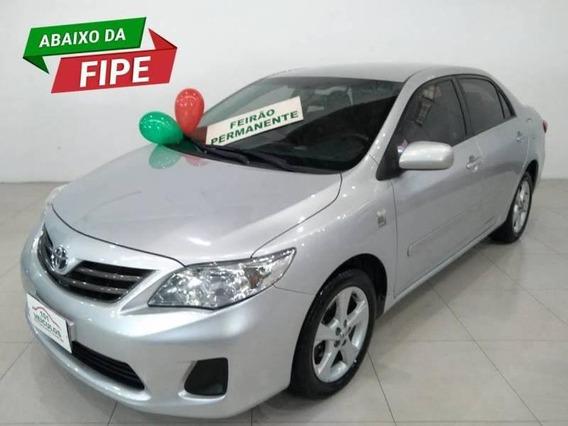 Corolla Sedan 1.8 4p Gli (flex) 1.8 16v