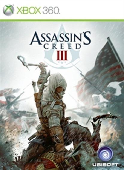 Assassins Creed 3 - Frete Grátis