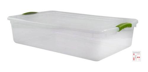 Caja Organizadora Organizador Plastico 32 Lts - Garageimpo