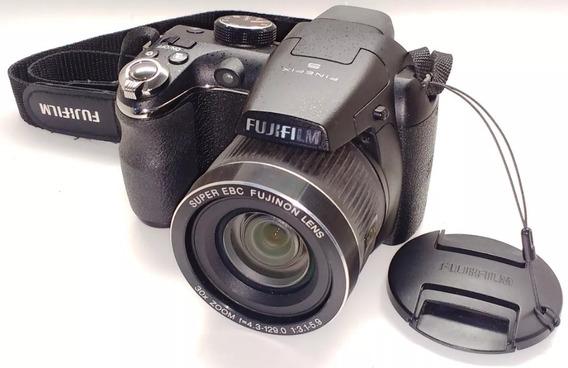 Câmera Fujifilm Semiproficional Finepix S4000
