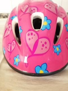 Casco De Protección Para Bici, Monopatin, Vairo Nenas