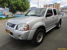 Nissan Frontier Np300 Mt 2400cc 4x4 Fe