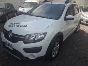 Renault Sandero Stepway 1.6 Privilege 105cv Nuevo Dhg
