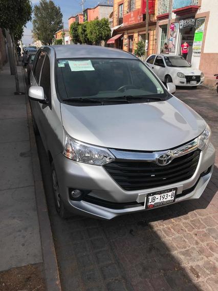 Toyota Avanza 1.5 Le At 2018