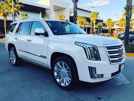 Cadillac Escalade 2015 6.2 Plinum 4x4 At