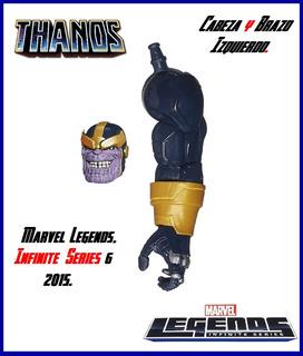 Thanos: Baf. Infinite Series. Marvel Legends. 2015.