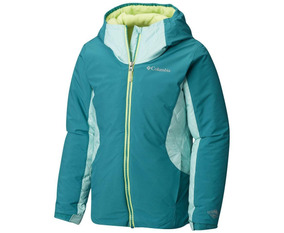 Parka Columbia Wild Child Jacket Menta
