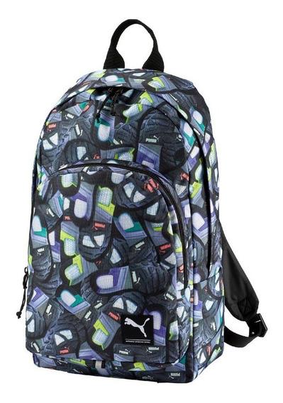 Mochila Puma Academy Backpack (dark Shadow)