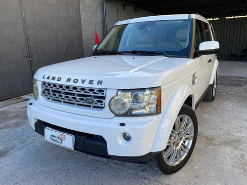 Discovery 4 3.0 Diesel 4x4 Hse 7 Lugares