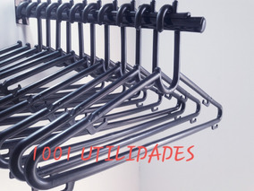 Cabide Adulto Roupa Resistente Kit 100 Unidades Ccap