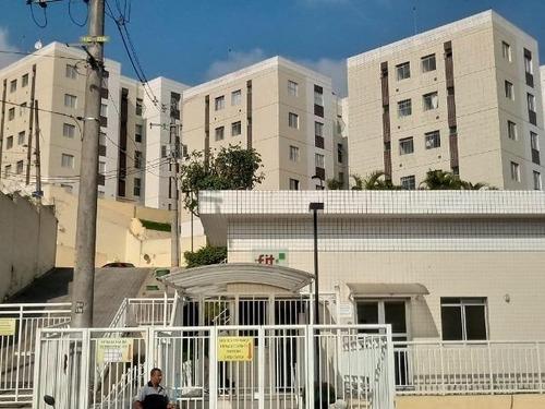 Imagem 1 de 11 de Apartamento 2 Quartos Taboão Da Serra - Sp - Vila Indiana - 0382