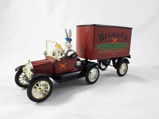 Pernalonga & Patolino Warner Bros Ford 1928 Ertl 1:25