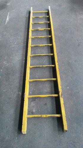 Escalera De Hierro 2,85 M 11 Tramos 16601