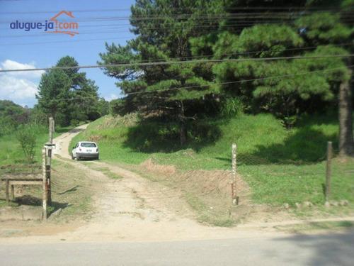Área À Venda, 145.200 M² - Clube Dos Oficiais - Suzano/sp - Ar0057