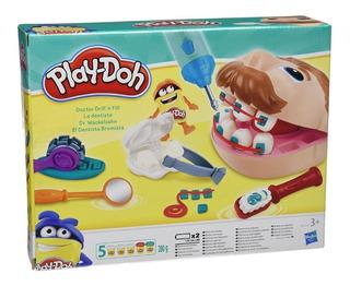 Hasbro Play Doh Juego De Masa Dentista Playdoh Bromista