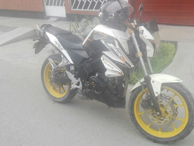 Moto Ssenda Viper Dk 200