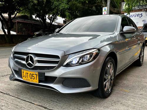 Mercedes-benz Clase C 2016 1.6 Avantgarde