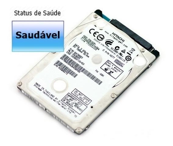 Hd Notebook 250 Gb Saudável Funcionando Ps3/ps4/xbox/netbook