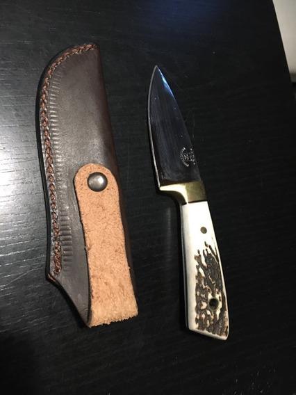 Cuchillo Artesanal De La Prestigiosa Marca De Mendoza Kds