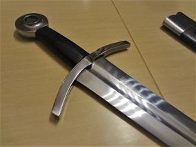 Espada Medieval Clássica Oakeshott Funcional - Século Xlv
