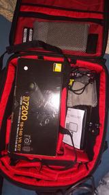 Camera Fotografica Nikon D7200 E Acessórios