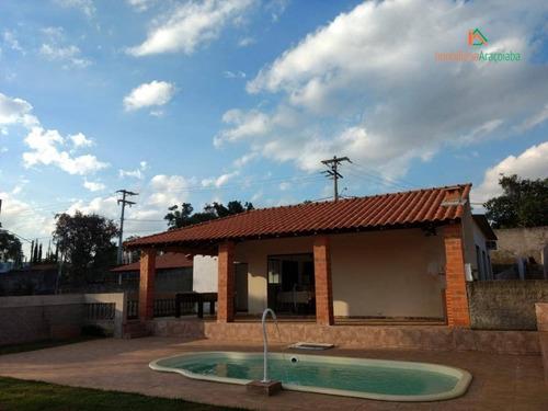 Imagem 1 de 29 de Casa Vende Condomínio Quintas Em Araçoiaba Domínio Quintas Do Campo Largo - Araçoiaba Da Serra/sp - Ca0359