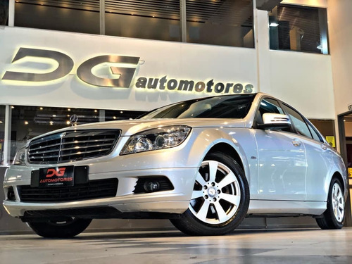 Mercedes Benz C200 Blue Efficiency 1.8 Cgi 2011 89.000km