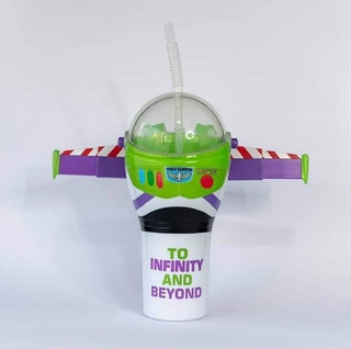 Promocional Vaso 3d Cinemex Toy Story 4 Buzz Lightyear