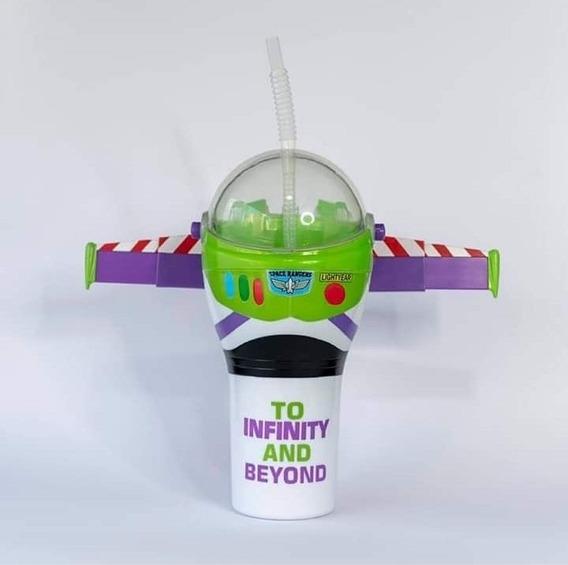Promocional Vaso 3d Cinemex Toy Story 4 Buzz Lightyear