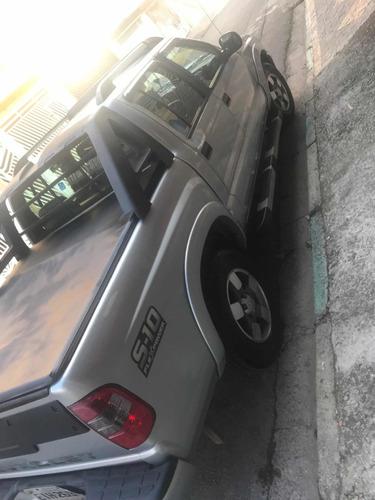 Imagem 1 de 13 de Chevrolet S10 2010 2.4 Executive Cab. Dupla 4x2 Flexpower 4p