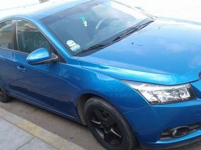 Chevrolet Cruze Azul Mecanico