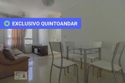 Apartamento No 14º Andar Mobiliado Com 2 Dormitórios E 1 Garagem - Id: 892919307 - 219307