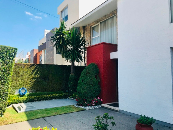 En Venta, Casa En Calle Cerrara, Tlalpan Centro