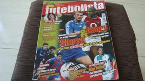 Revista Futebolista - Publicada Em Portugal - Ano 2007