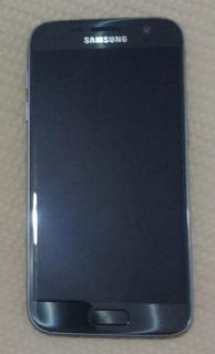Samsung Galaxy S7 G930f 32gb 4g Preto Novíssimo.