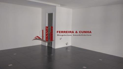 Imagem 1 de 4 de Sala Comercial  No Bairro Várzea Barra Funda. - Fc811
